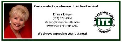 Diana Davis - Investors Title